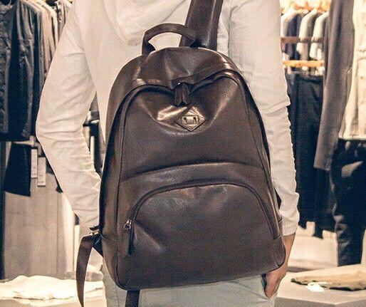 Fashion Men Women Backpack High Quality Youth Leather Backpacks for Teenage Girls Female School Shoulder Bag Bagpack mochila
