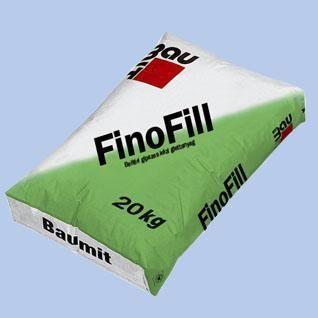 BAUMIT Fino Fill gipszes glettvakolat 1-30 mm  3057.-/20kg