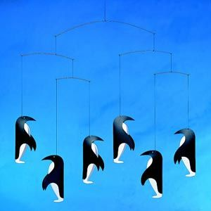 penguin in tails - genius jones   design for a new generation™   bugaboo, stokke, oeuf, monte, blu dot, ducduc, skip hop, baby registry, strollers, modern kids furniture, toys
