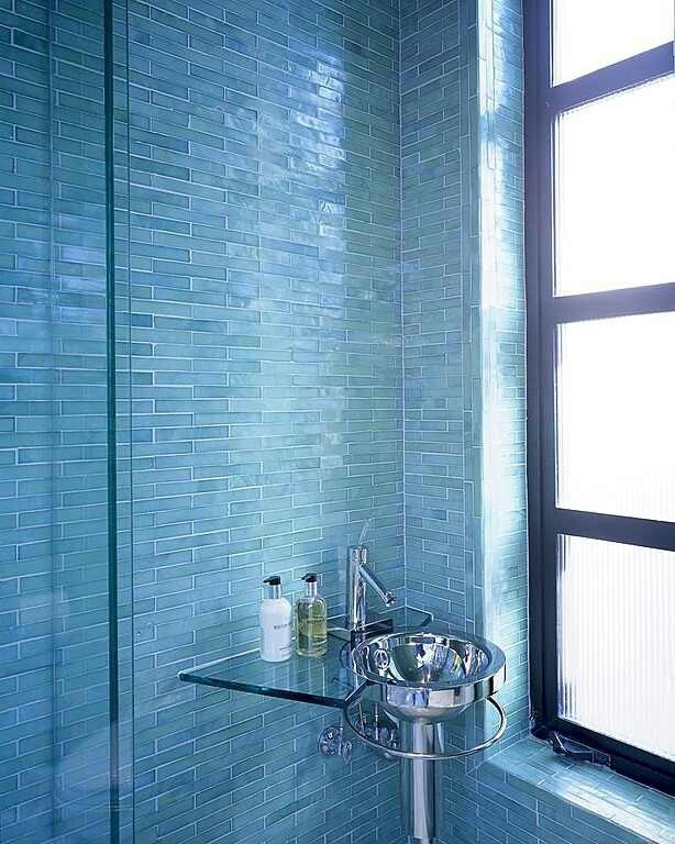 17 images about bathroom ideas on pinterest slate for Powder blue bathroom ideas