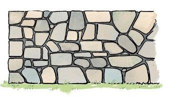 Сухая каменная кладка своими руками