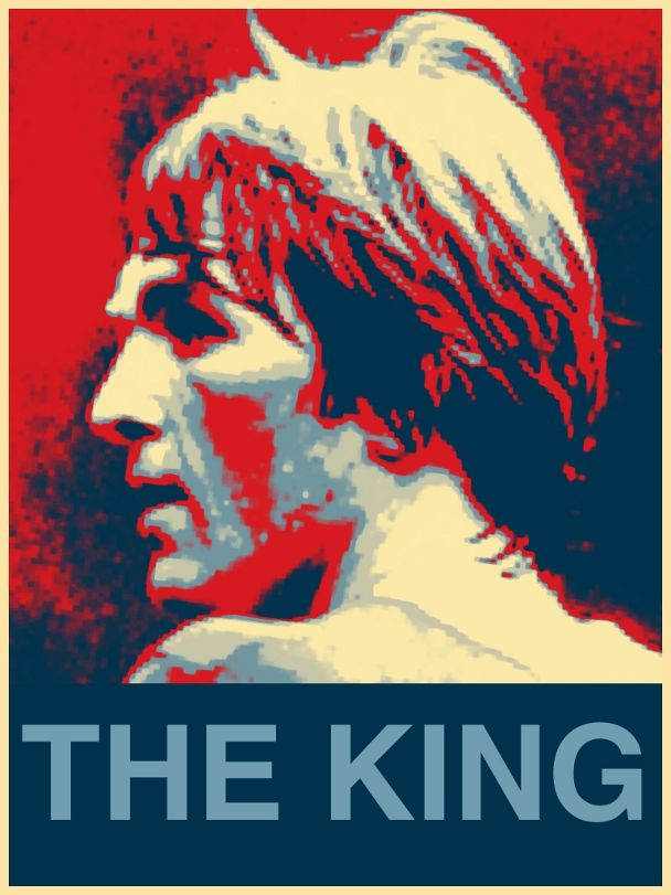 Kenny Dalglish hope poster - Liverpool FC