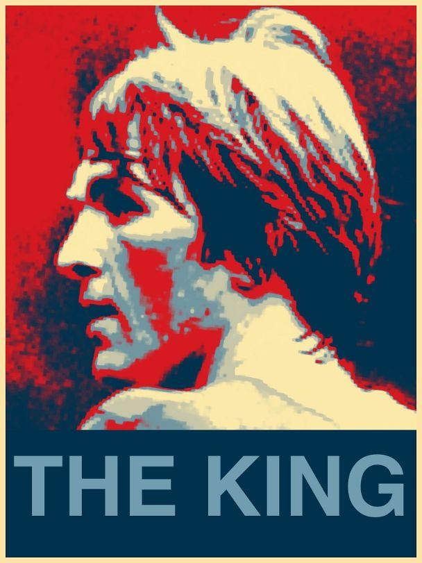Kenny Dalglish hope poster - Liverpool FC