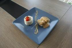 Filet de limande au jus vanillé au thermomix de Vorwerk
