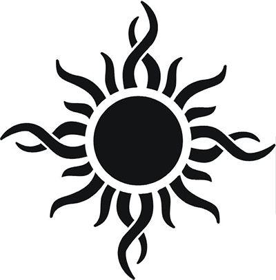 Flower Tattoo Designs: Vector Tribal Tattoo Flame ...