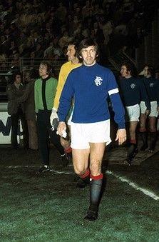 John Greig Rangers 1974
