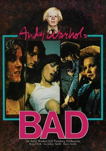 Andy Warhol's Bad - Andy Warhol classic film