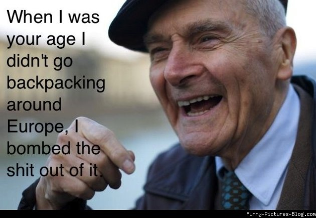 Go grandpa!: World War Ii, Laughing, Old Men, Military Humor, Funny Stuff, So Funny, Old People, Funny Memes, Memories Day