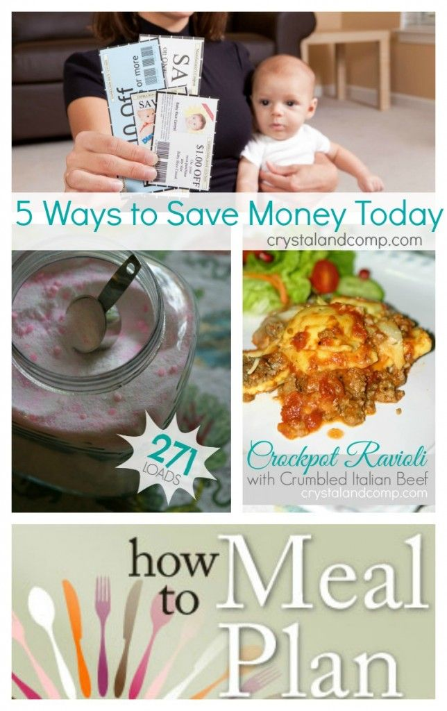 5 ways to save money in 2014