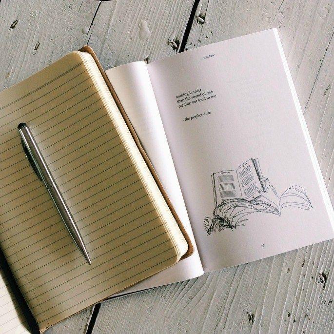 Milk and Honey de Rupi Kaur, retour sur le succès poésie bestseller du New York Times !