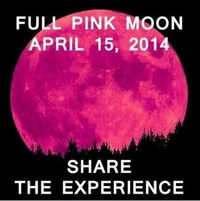 snopes.com: Full Pink Moon on 15 April 2014?