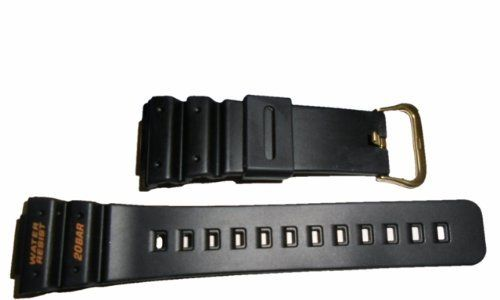 16mm Genuine Casio G shock Replacement Watch Band Dw5600 Dw5900 Dw6500 Dw6600 Dw6695 Dw6700 Dw6800 Dw6900fs Dw8700 Casio. $10.99. 16mm black resin watchband. Casio G shock watch band. 100% genuine