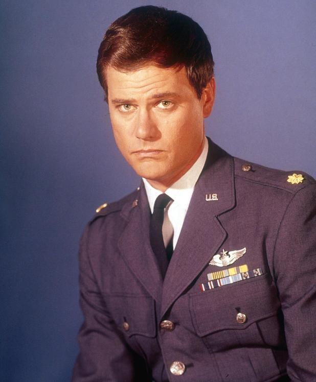 "Larry Hagman - I much preferred him as ""Master"" over JR Ewing...."