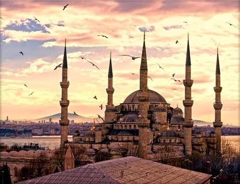 Turquía por 399€: vuelos + hotel 4*