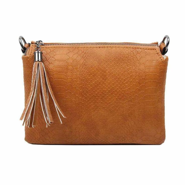 [Werbung] [Werbung] DAMEN TRIO CLUTCH Tasche Schultertasche CrossOver Pochette S… – Italyshop24.com
