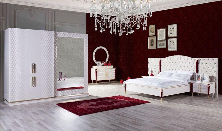 SEMERAY YATAK ODASI BORDO şıklığı ile görenleri etkisi altında bırakmayı başaran özel ürün https://www.yildizmobilya.com.tr/semeray-yatak-odasi-bordo-pmu6105 #bedroom #furniture #ihtisam #mobilya #home #ev #dekorasyon #kadın #ev #avangarde https://www.yildizmobilya.com.tr/