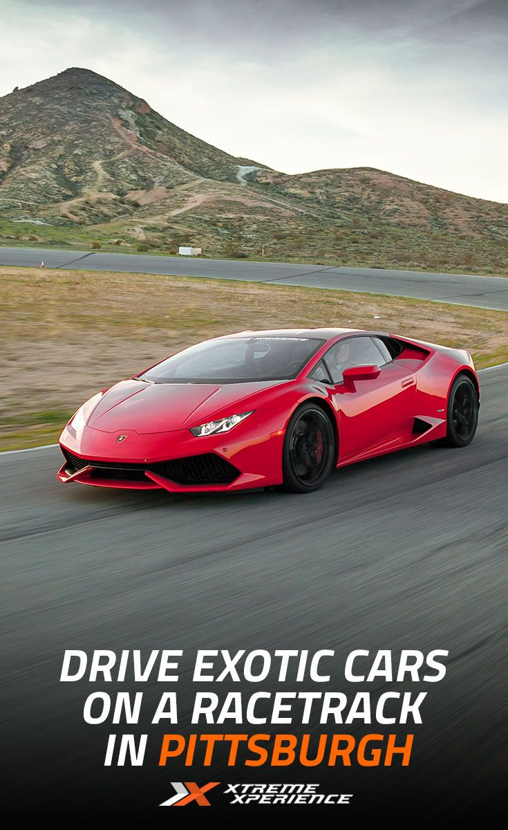 Drive Exotic Cars Pittsburgh
