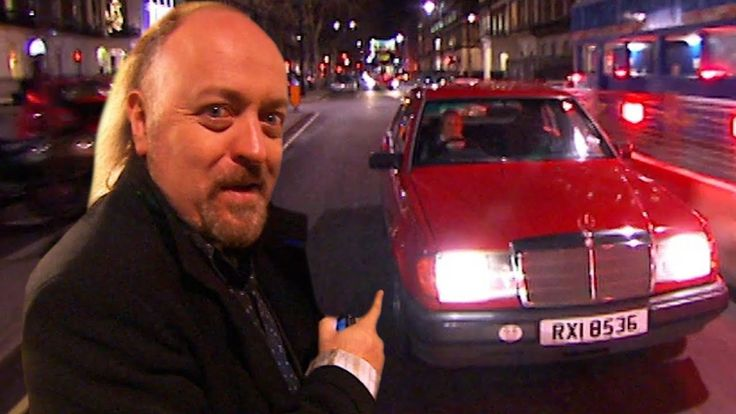 Fifth Gear: Chip Fat Mercedes With Bill Bailey