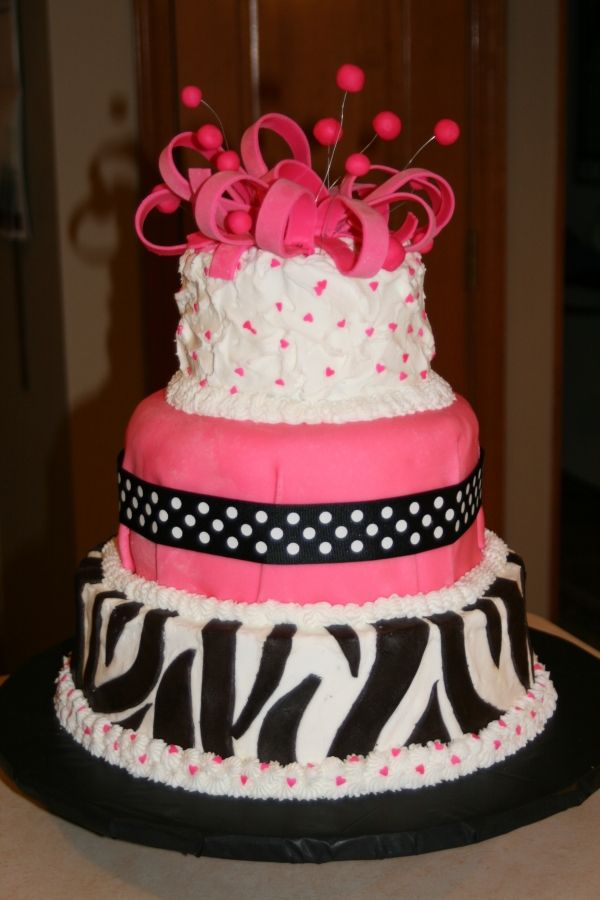 teenage girl birthday cake - Google Search