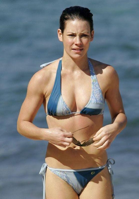 evangeline lilly hot bikini - photo #7