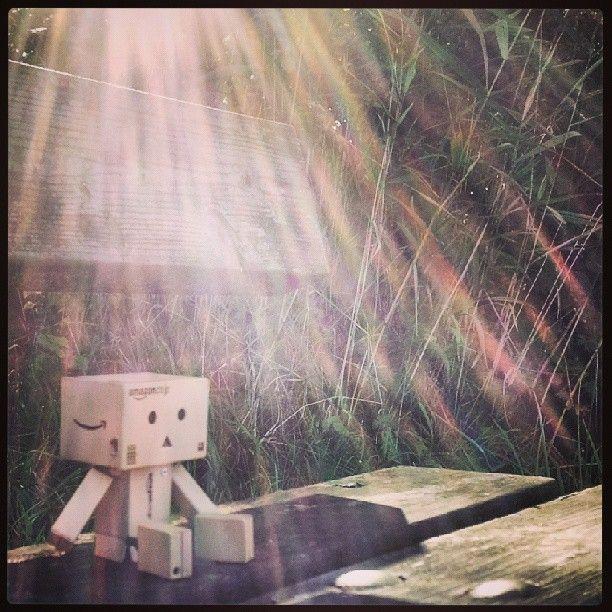 Sonnendusche... ♥