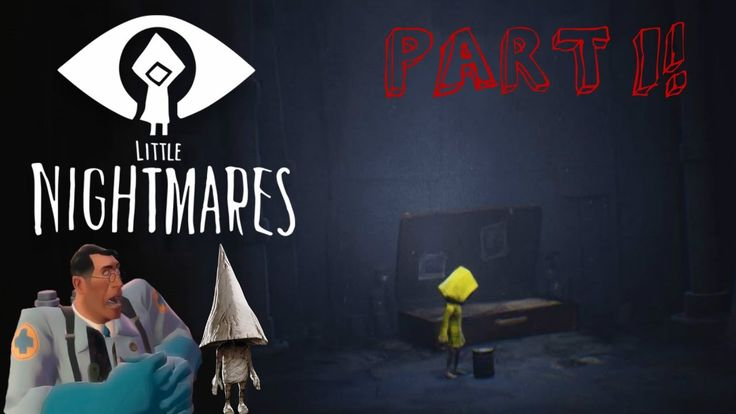 Little Nightmares Part 1!]-[A New Game!]