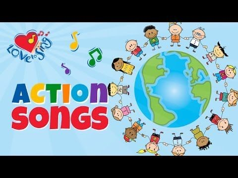 Earth Day Songs for Kids - PreKinders
