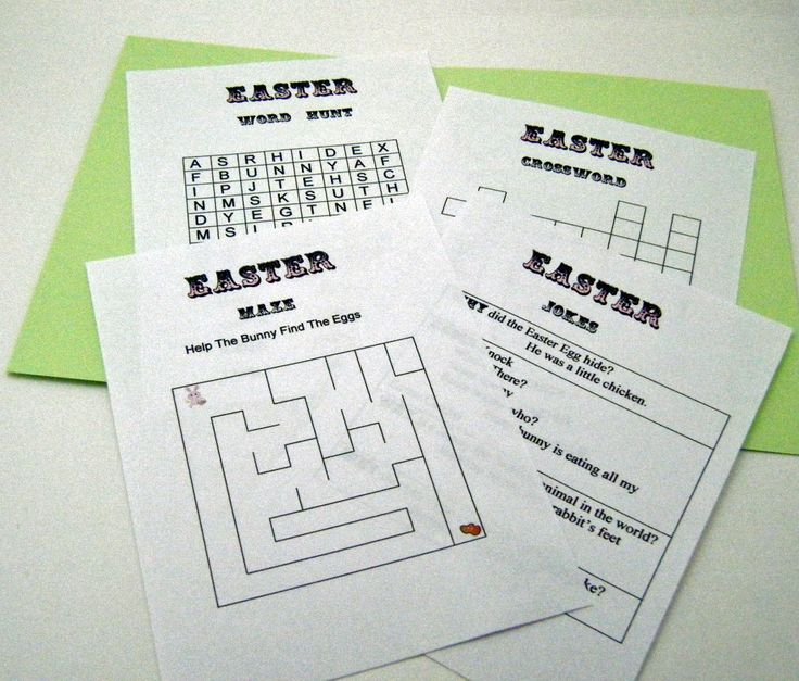 Easter Activities For Dementia