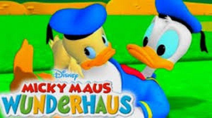 mickey mouse wunderhaus deutsch neue folgen 2015 TEIL 02 mickey mouse ca...