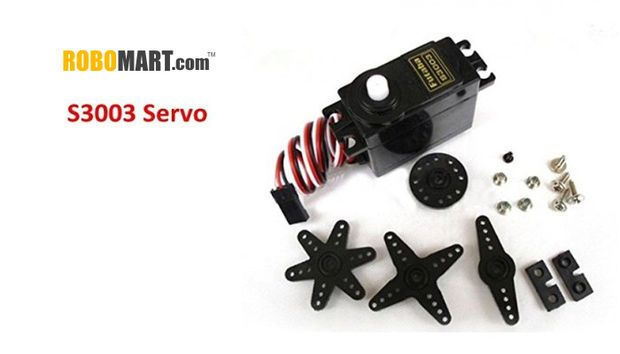 Today, our discussion will be on one of the type of motors referred as servo motors. Servo motors are popular among domestic appliances. Robomart has huge discount on these products as like #servomotorindia, servo motor price in india at affordable prices.