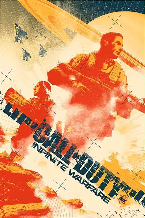 Panel avec les développeur de CoD Infinite Warfare - Le 21 juillet, Activision et Infinity Ward, en collaboration avec Greg Miller de Kinda Funny, emmènent les fans dans les coulisses du fascinant récit qui se trouve au cœur de Call of Duty.