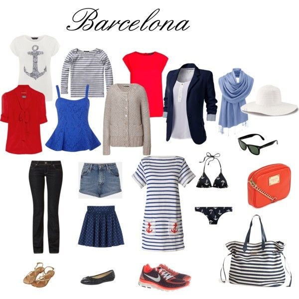 7d833be4805 Barcelona packing list