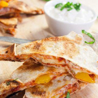 Pizzadillas-Rezept