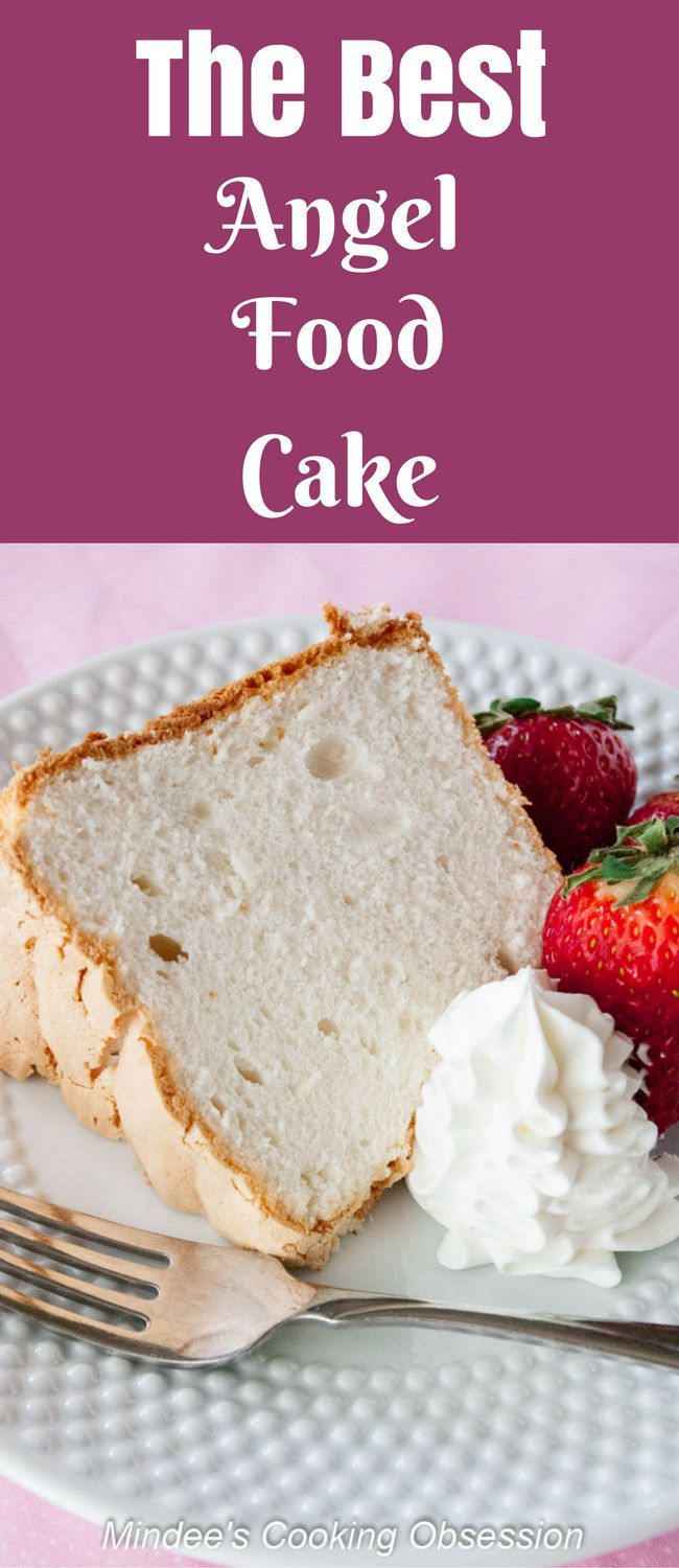 Best 25 angel cake ideas on pinterest strawberry angel for Good desserts for easter