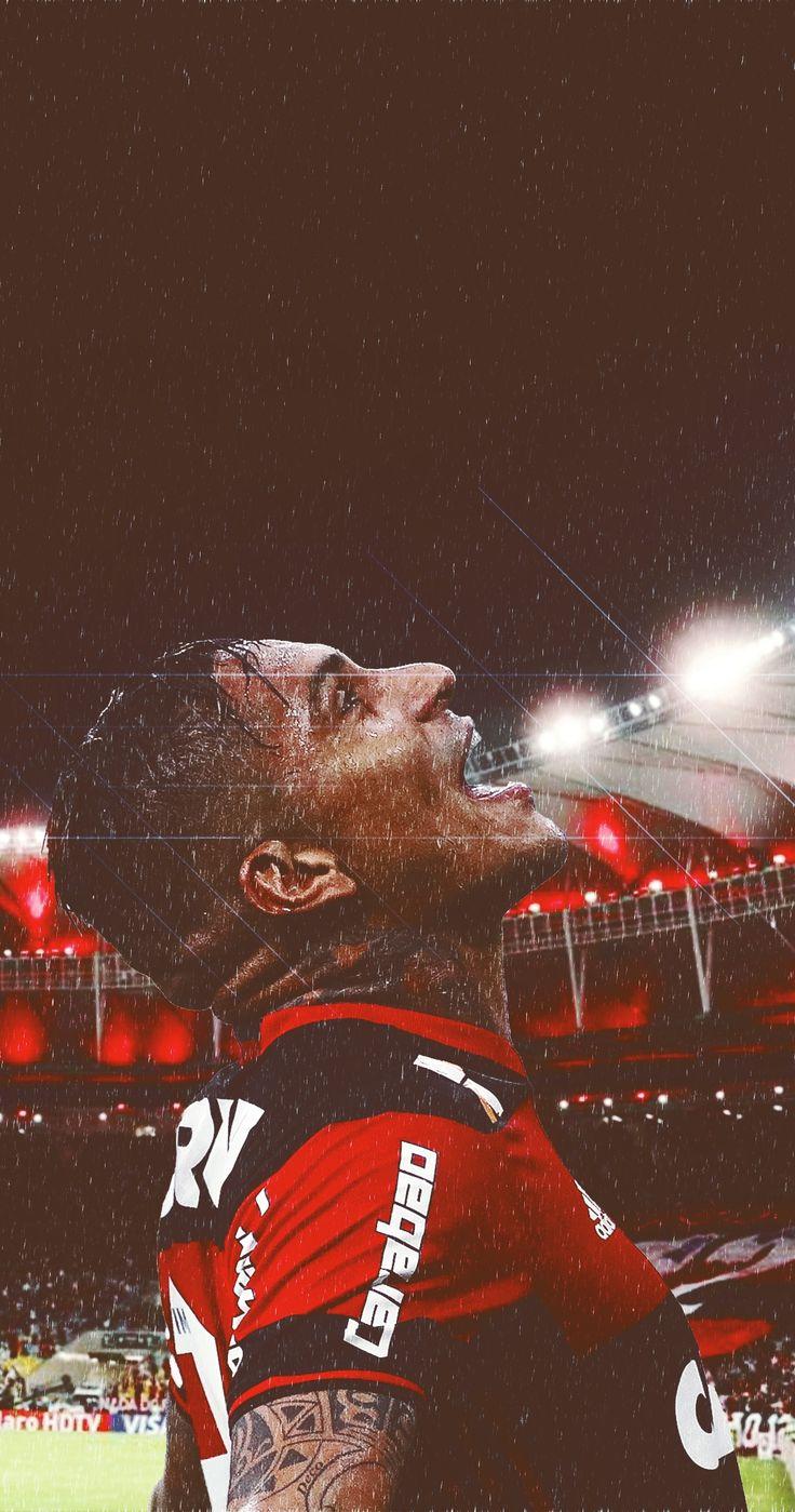 Flamengo - Paolo Guerrero, el general