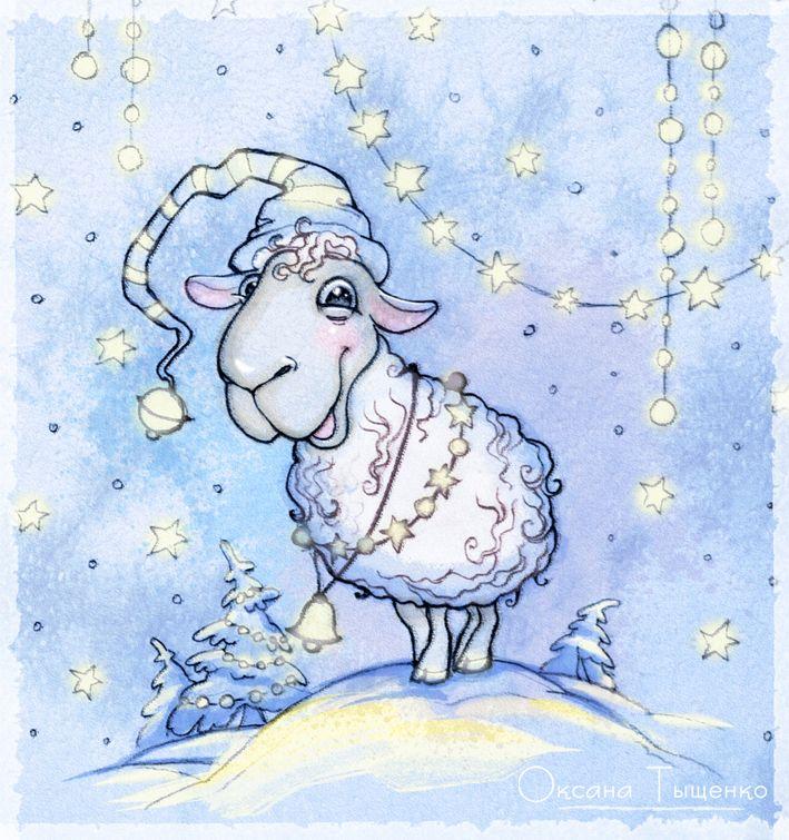 День, открытки с новым годом 2015 прикольные