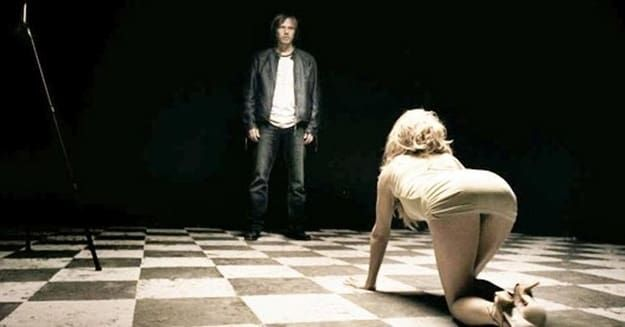 Commonly regarded as the most depraved movie of all time, A Serbian Film is horrifying enough that even reading the Wikipedia description will leave you feeling dirty for days. Suffice it to say the plot involves a porn star tricked into making a snuff film, complete with necrophilia and horrible things done to children. Steer clear. Those who have seen it say it's not worth the trauma.