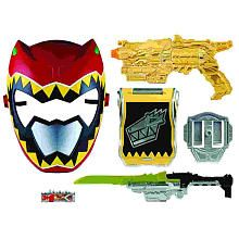 Power Rangers Dino Charge Deluxe Training Set