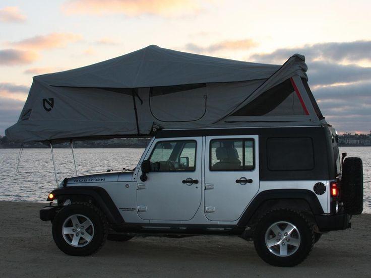 Honda Of Greer >> Ursa Minor J180 Fold Over Camper for Jeep Wrangler Unlimited   Jeep, Jeep wrangler camper, Jeep tent