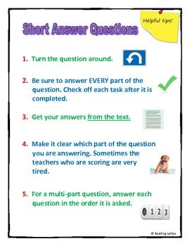 directions for answering essay questions SlideShare