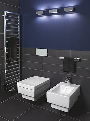 die besten 25+ anthrazitfarbenes badezimmer ideen auf pinterest, Badezimmer dekoo