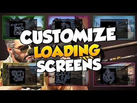 Customize the Map Loading Screens for CS:GO | Gaming Guides | Make a