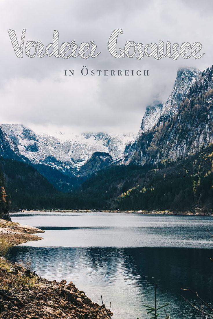 Wochenendtrip zum Gosausee, Österreich #austria #roadtrip #alps #gosau auf Vanillaholica.com .  Salzburg und vor allem das Salzburger Land ist geprägt von Bergen, Seen, Bächen und unfassbar schöner Natur. Hier lässt es sich perfekt wandern, klettern und die atemberaubenden Ausblicke von den Bergen genießen. In Bezug auf Nachhaltigkeit werden viele Öko Hotels hier empfohlen, eines davon stelle ich heute am Blog vor. Ganz gleich ob für einen Tagestrip, Ausflug, oder für ein Wochenende in…