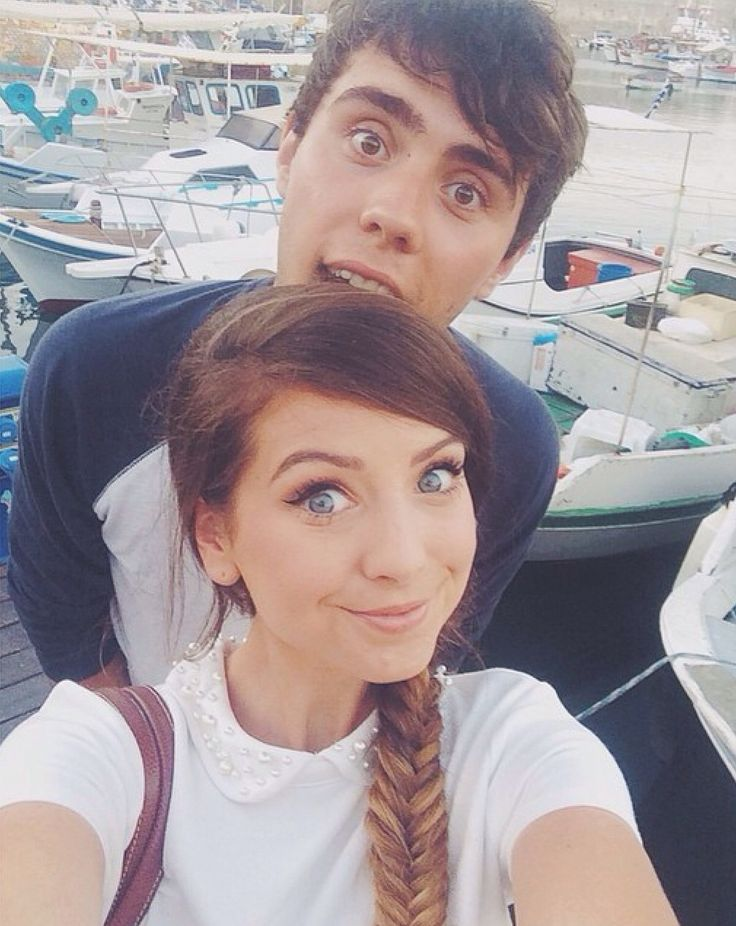 Zoe and Alfie