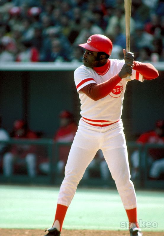 Joe Morgan, Cincinnati Reds  he also played for the Houston Astros.