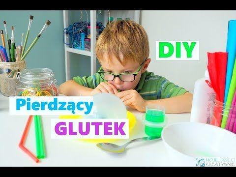 Pierdzący glutek, GLUT balonowy DIY, jak zrobić gluta dwa składniki, pro...