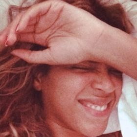 Beyonce Shows Off Her '***Flawless' Face In Makeup Free Selfies [READ MORE: http://uinterview.com/news/beyonce-shows-off-her-flawless-face-in-makeup-free-selfies-10330] #beyonce #beyonceknowles #selfie #Makeupfree #nomakeup #instagram