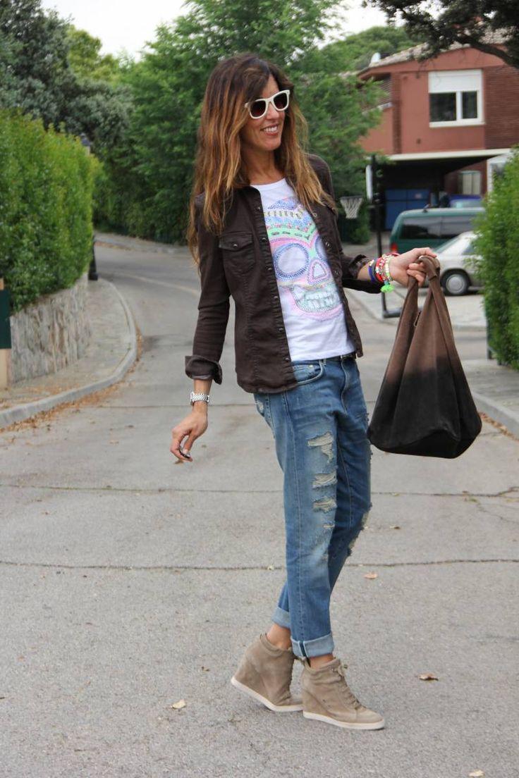 mytenida boyfriend jeans (part I). - mytenida