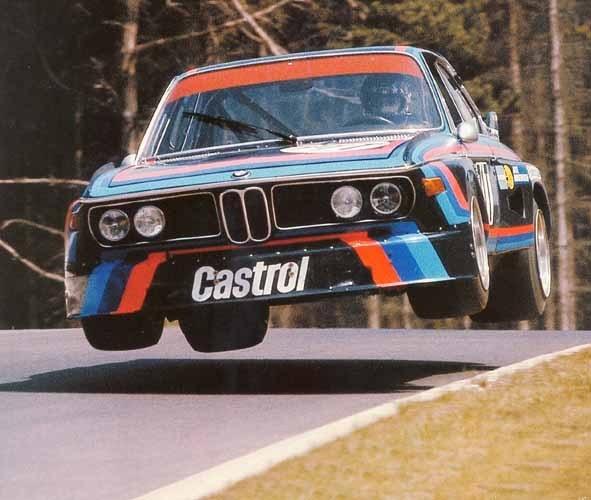 BMW CSL Batmobile (Click the pic above to go to nowUmatter now!) #nowUmatter #FollowMe