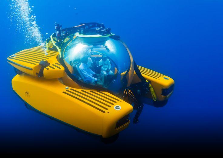 Triton Personal Submarine  ❤️ DesignAndTech.net